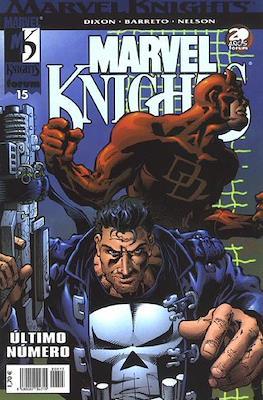 Marvel Knights (2001-2002) (Grapa 24 pp) #15