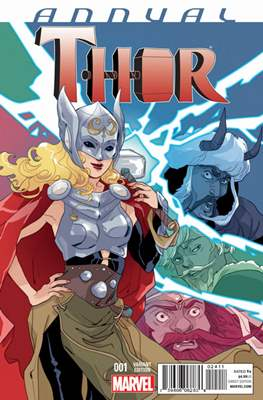 Thor Annual (2015 Variant Cover)