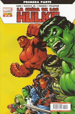 El Increíble Hulk (2008-2011) (Grapa, 24 páginas) #24