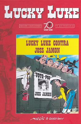 Lucky Luke. Edición coleccionista 70 aniversario (Cartoné con lomo de tela, 56 páginas) #14