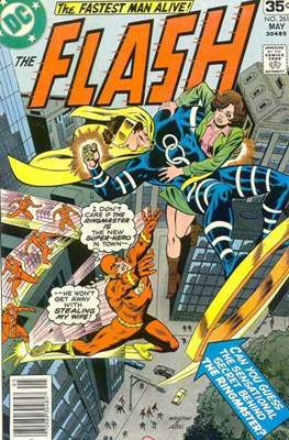 Flash vol. 1 (1959-1985) (Grapa, 32 págs.) #261