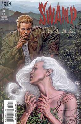 Swamp Thing Vol. 3 (2000-2001) #10