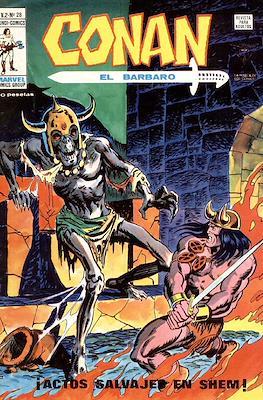 Conan el Bárbaro Vol. 2 (Grapa) #28