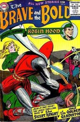 The Brave and the Bold Vol. 1 (1955-1983) #6
