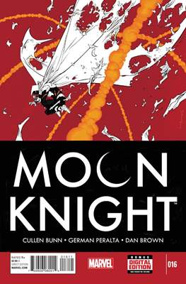 Moon Knight Vol. 5 (2014-2015) (Comic Book) #16