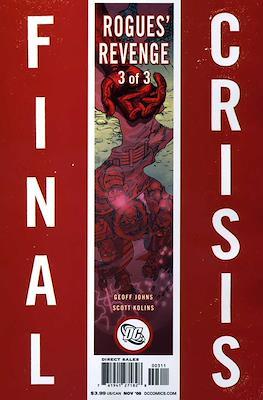 Final Crisis: Rogues' Revenge (2008) (Comic Book) #3.1