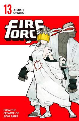 Fire Force (Paperback) #13
