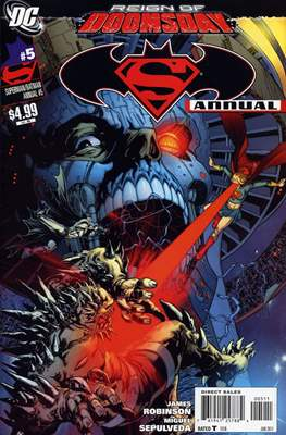 Superman / Batman Annual (Comic Book) #5