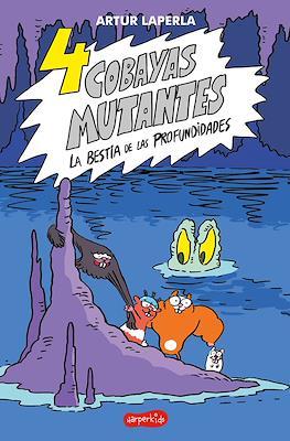 4 cobayas mutantes (Rústica 104-128 pp) #2