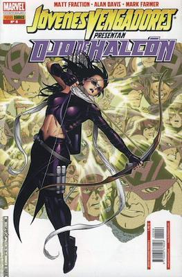Jóvenes Vengadores presentan (2008-2009) #6