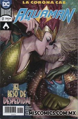 Aquaman (2017-...) (Grapa) #17