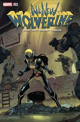 All-New Wolverine (2016-) #2