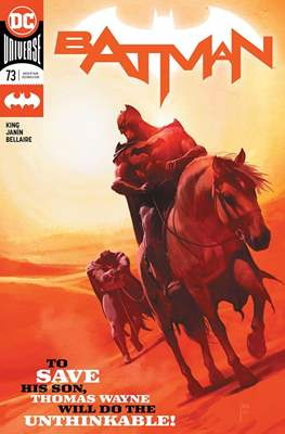 Batman Vol. 3 (2016-) #73