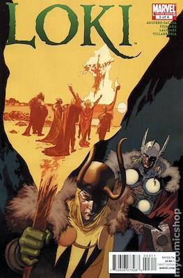 Loki (2010-2011) (Comic Book) #3