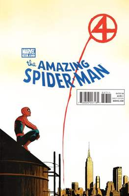 The Amazing Spider-Man Vol. 2 (1999-2014) (Comic-Book) #657
