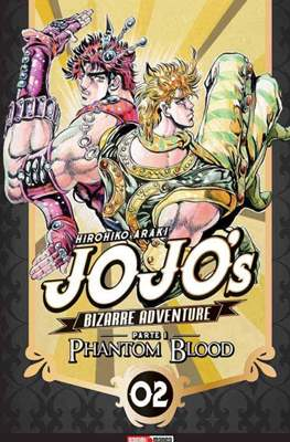 JoJo's Bizarre Adventure Parte 1 Phantom Blood #2