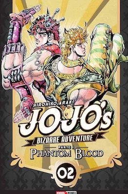 JoJo's Bizarre Adventure Parte 1 Phantom Blood (Rústica con solapas) #2