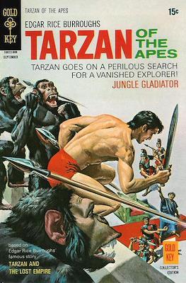 Tarzan (Comic-book) #195