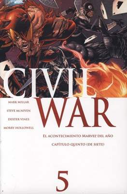 Civil War (2007) (Grapa) #5