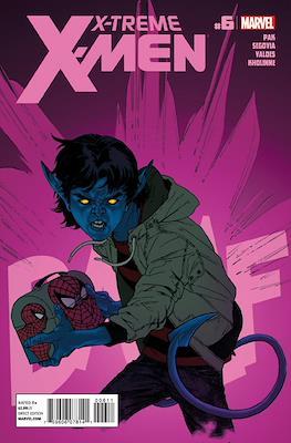 X-Treme X-Men Vol. 2 (Comic-Book) #6