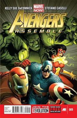 Avengers Assemble Vol. 2 (2012-2014) #9