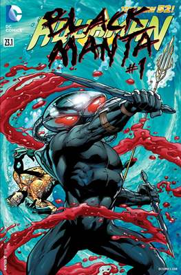 Aquaman vol. 7 (2011-2016) (Comic-book) #23.1