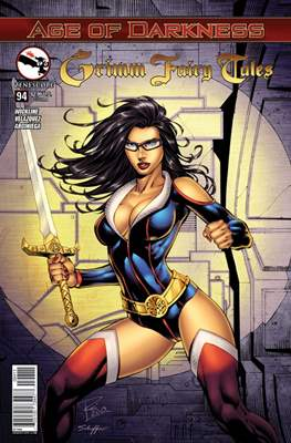 Grimm Fairy Tales (Comic Book) #94