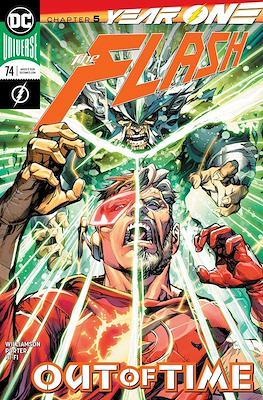 The Flash Vol. 5 (2016-2020) (Comic Book) #74
