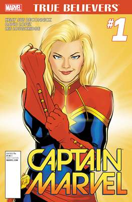 True Believers: Captain Marvel