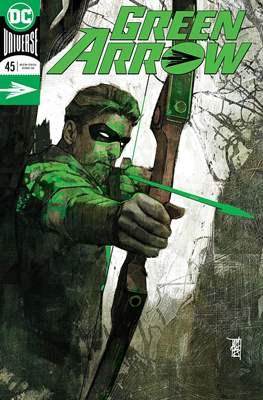 Green Arrow vol. 6 (2016-2019) (Comic-book) #45