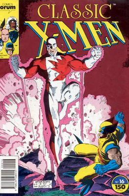 Classic X-Men Vol. 1 (1988-1992) (Grapa 32 pp) #16