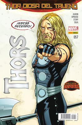 Thor / El Poderoso Thor / Thor - Dios del Trueno / Thor - Diosa del Trueno / El Indigno Thor (2011-) (Grapa) #57