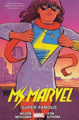 Ms. Marvel (2014-...) (Softcover) #5