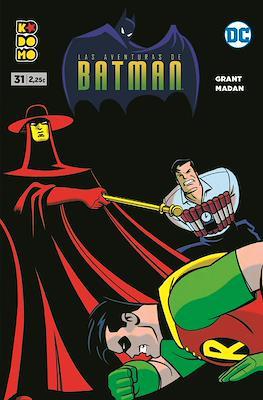 Las aventuras de Batman #31
