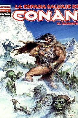 La Espada Salvaje de Conan el Bárbaro. Edición coleccionistas (Rústica. 64 páginas. B/N. (2005-2008).) #48