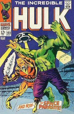 The Incredible Hulk Vol. 1 (1962-1999) #103