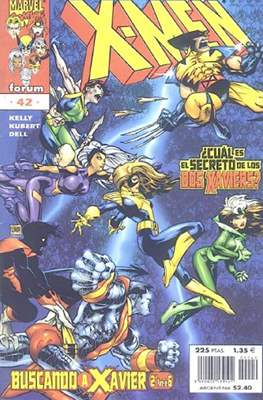 X-Men Vol. 2 / Nuevos X-Men (1996-2004) (Grapa 24 pp) #42