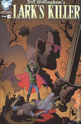 Lark's Killer (Variant Cover) (Comic Book) #6