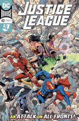 Liga de la Justicia. Nuevo Universo DC / Renacimiento (Grapa) #101/23