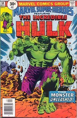 Marvel Super-Heroes (Grapa) #59