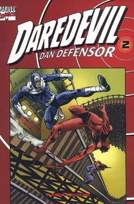 Coleccionable Daredevil / Dan Defensor #2