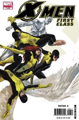 X-Men First Class Vol.1 (Comic Book 24 pp) #1