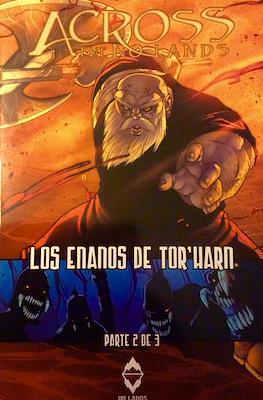 Across the No Lands: Los enanos de Tor'Harn #2