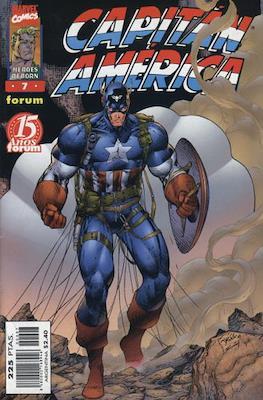 Héroes Reborn: Capitán América (1997-1998) (Grapa 24 pp) #7
