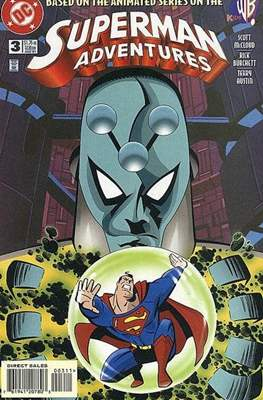 Superman Adventures (Comic-book) #3