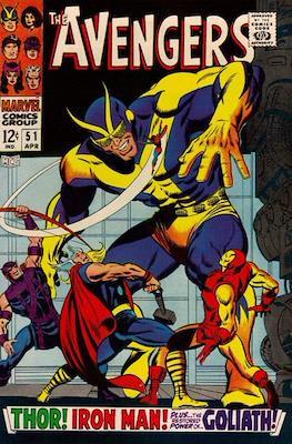 The Avengers Vol. 1 (1963-1996) (Comic Book) #51