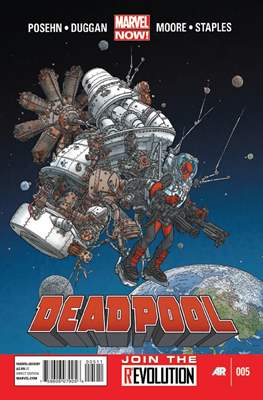 Deadpool Vol .3 (2013-2015) #5