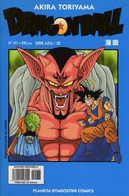 Dragon Ball - Serie Azul (Grapa) #191