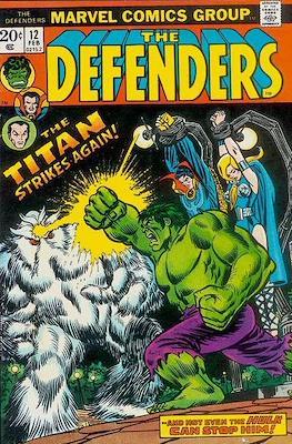 The Defenders vol.1 (1972-1986) (Comic Book 32 pp) #12