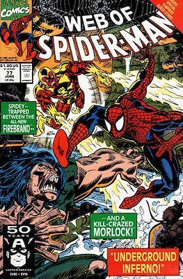 Web of Spider-Man Vol. 1 (1985-1995) (Comic-book) #77